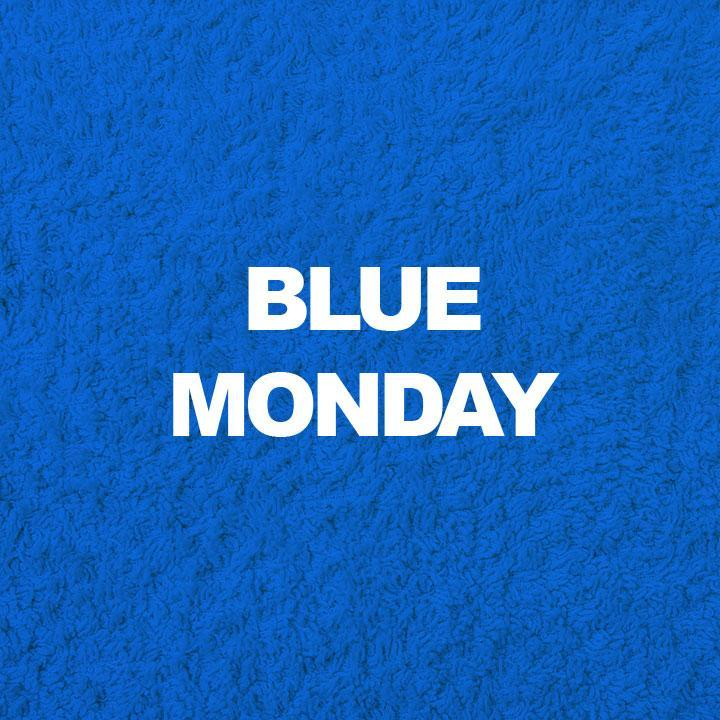 Blue Monday badjassendag