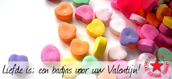 badjas.be Happy Valentines day