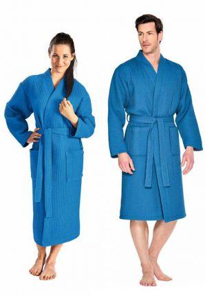 unisex kimono pique