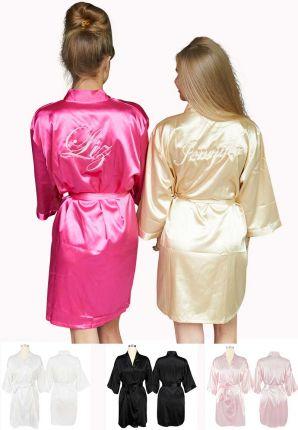 korte dames kimono laten borduren