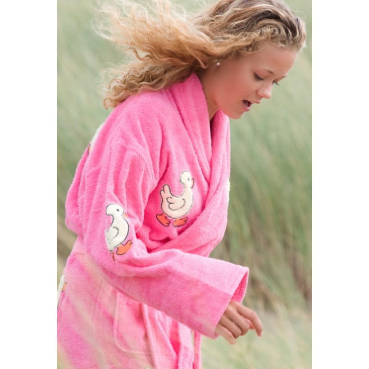 Damesbadjas eendjes