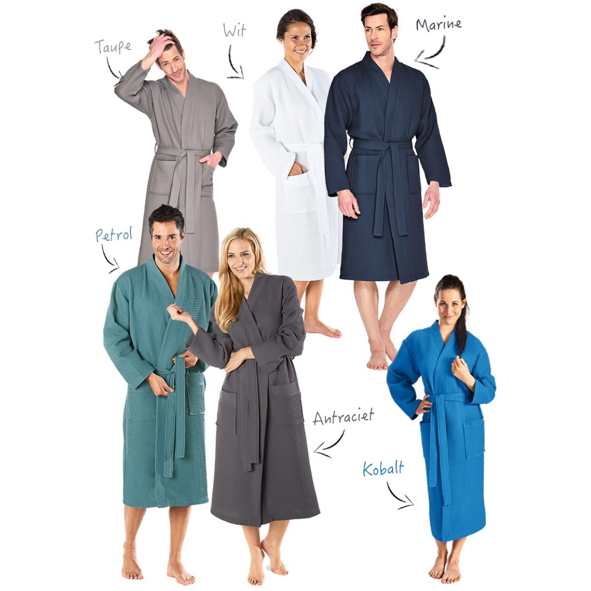 dunne badjassen