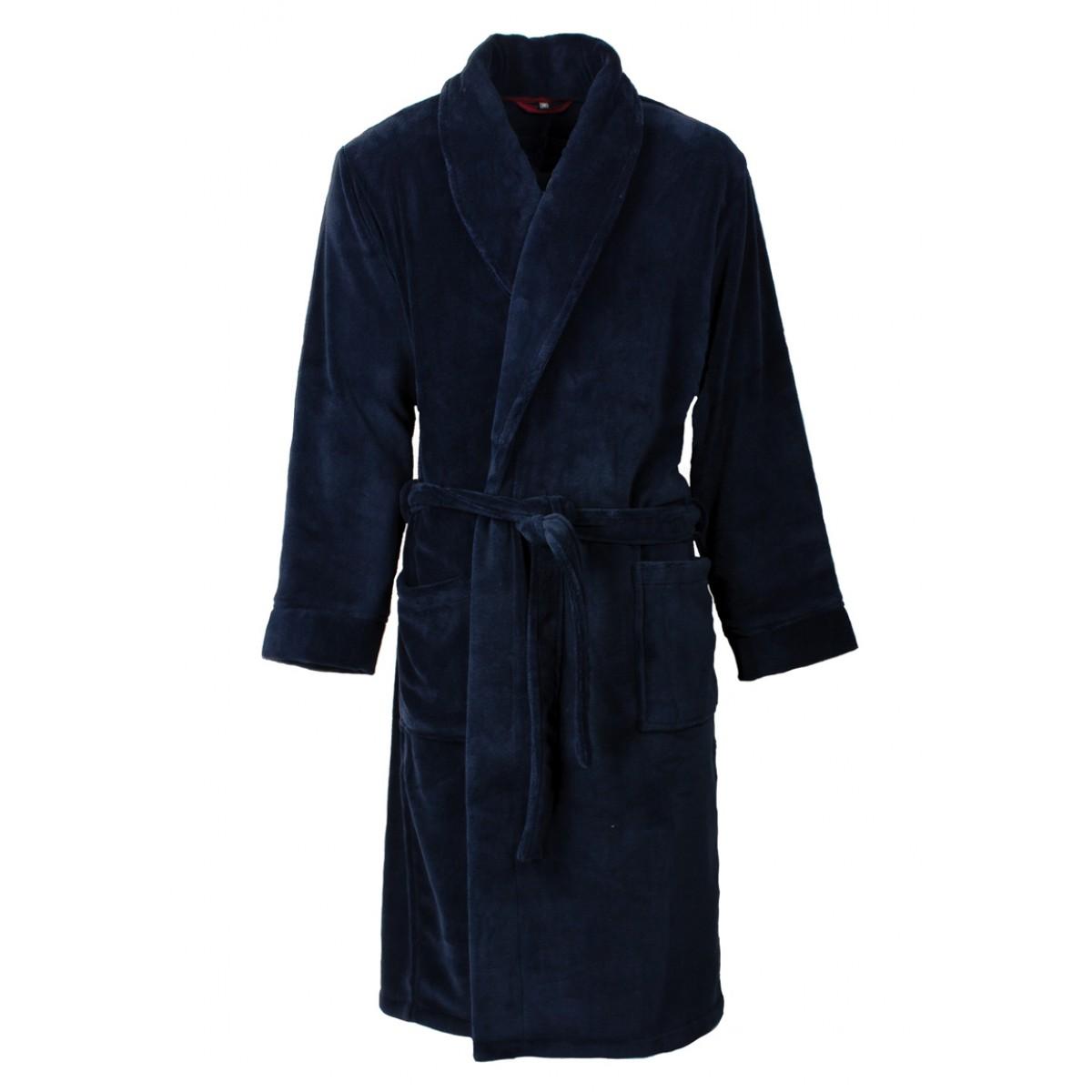 Fleece badjas betaalbaar