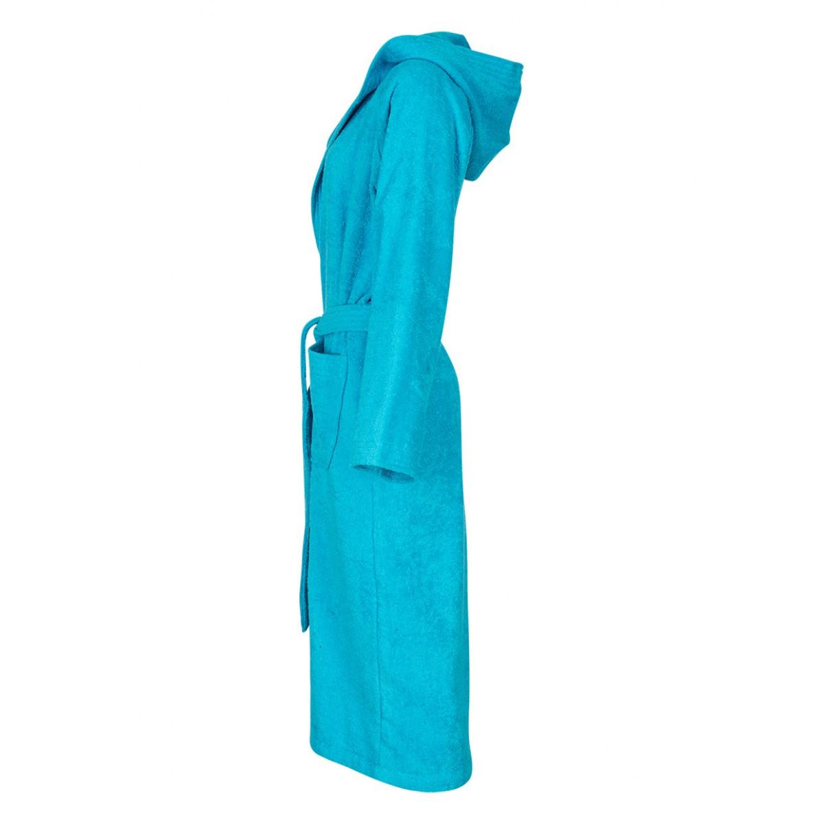 saunabadjas blauw