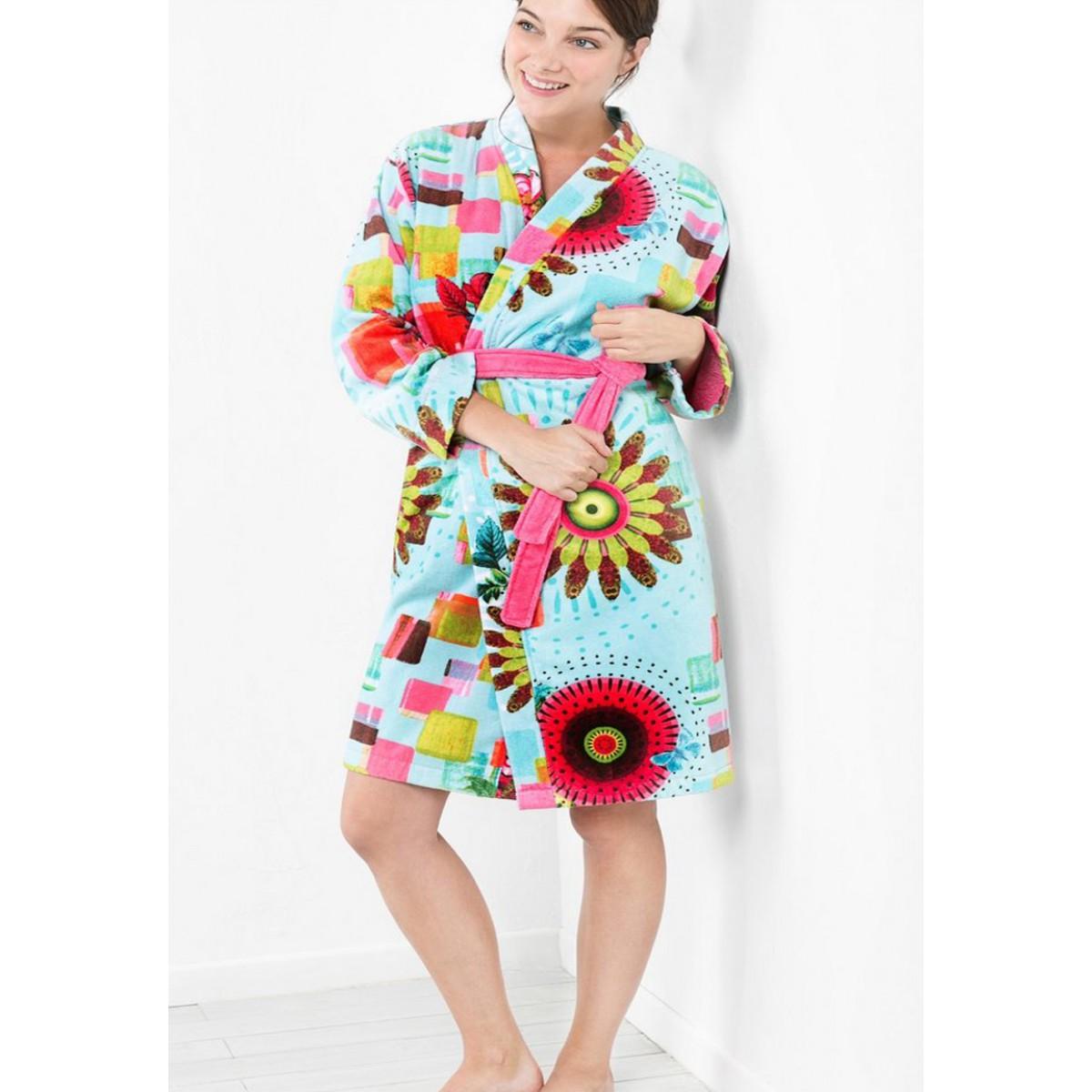 kimono model badjas
