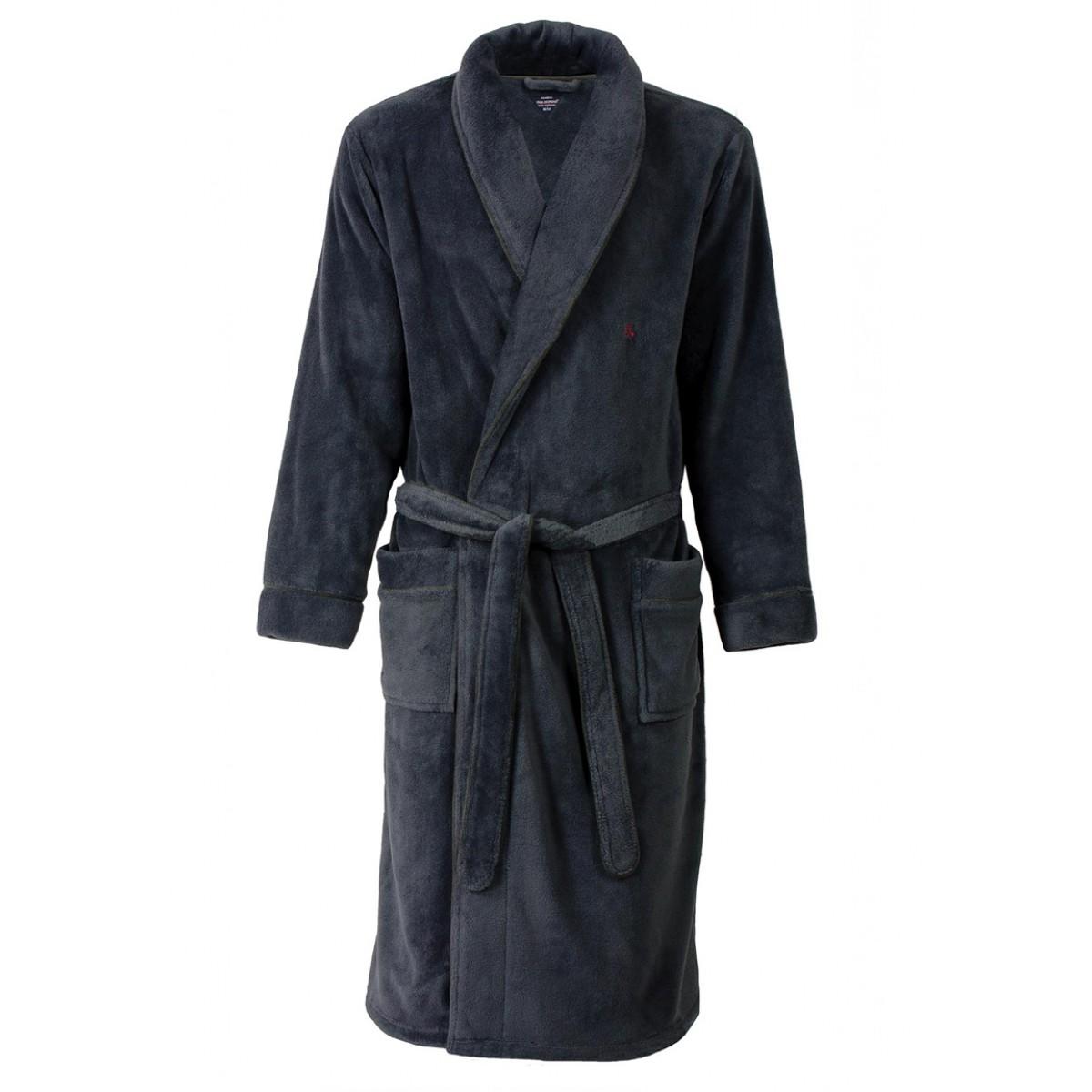 fleece badjas voor hem