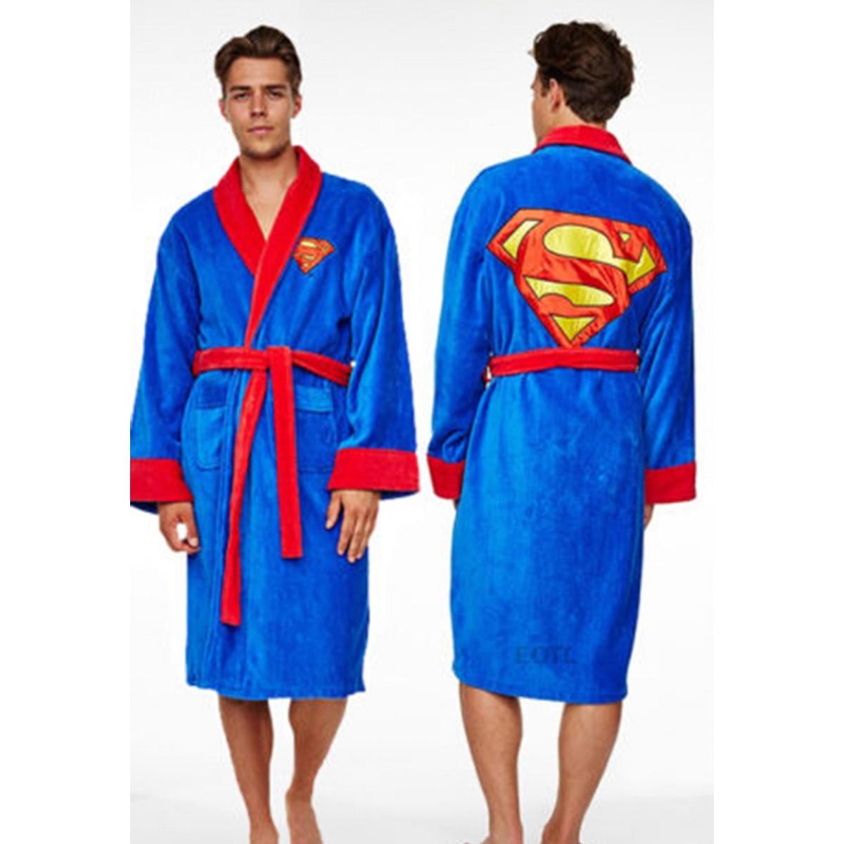 Superheld badjas superman