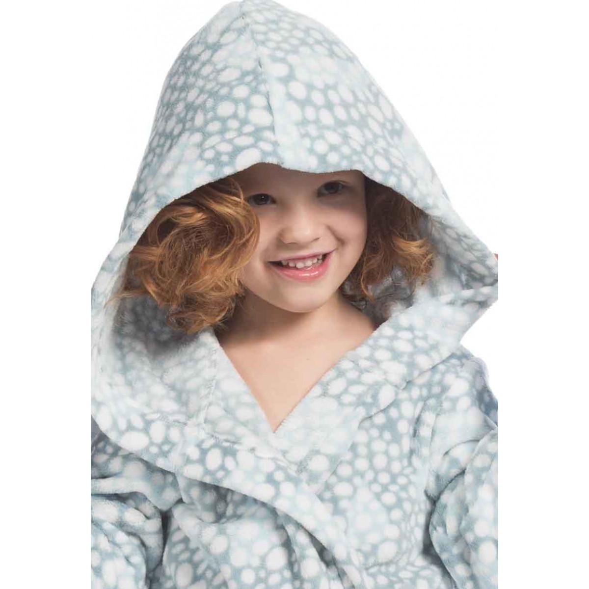 kinderbadjassen van Eskimo