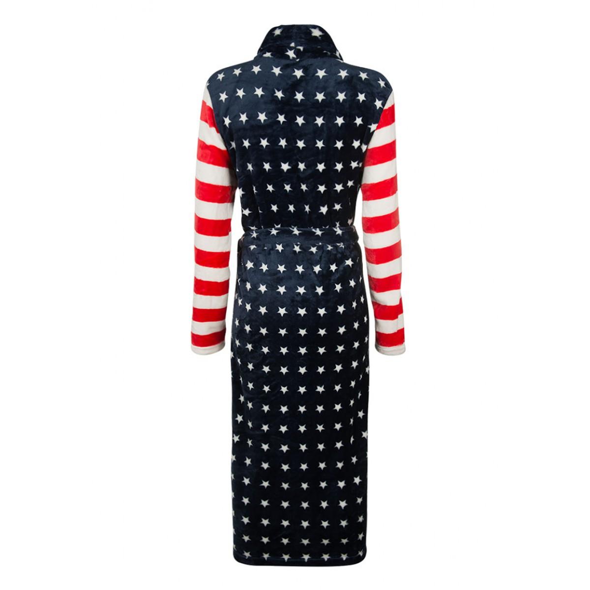 Amerikaanse vlag badjas