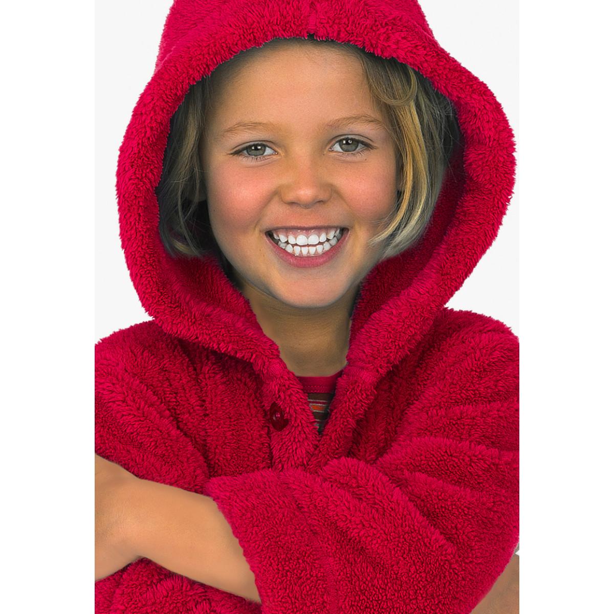 Kinderbadjas in fleece