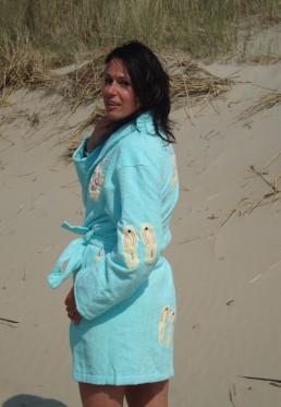 zomer badjas