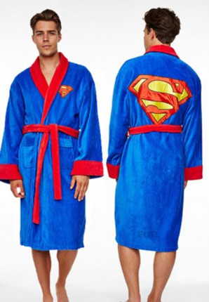 Superheld badjas superman