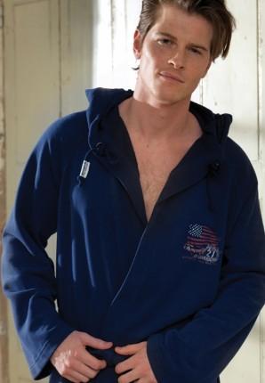 sweaterstof badjas McGregor