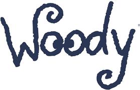 Woody badjas